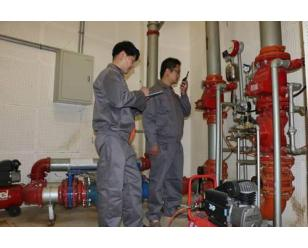 消防设施维护
