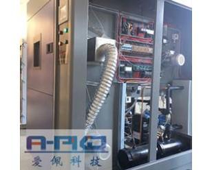 可程序冷热冲击试验箱/塑料老化冷热冲击测试仪