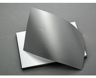 哑光银卡纸