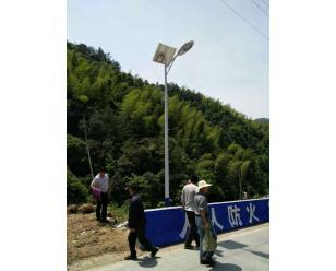 太湖太阳能路灯