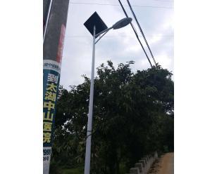 太湖太阳能路灯1