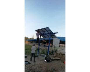 太阳能微动力污水处理系统