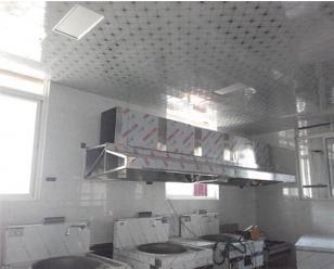 饭店通风系统