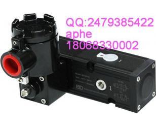 BDV510C5-24V低功耗3.5W单电控先?#38469;?W311-10-40二位三通NAMUR电磁阀