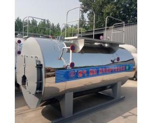 化工塑料橡胶工业锅炉燃气?#21152;?吨蒸汽锅炉价格