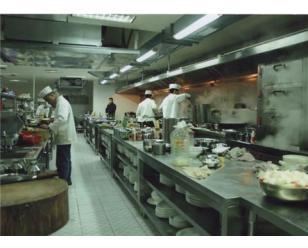 厨房排油烟系统工程