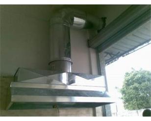 廚房排油煙系統工程