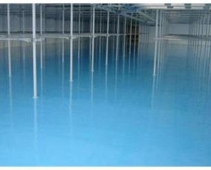环氧树脂水性环保地坪