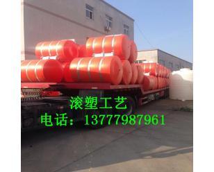 哈尔滨库区拦船拦污浮筒 小电站拦截装置