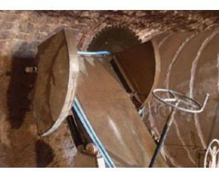 高架隧道切割