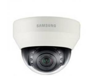 监控安装 200万像素红外半球摄像机