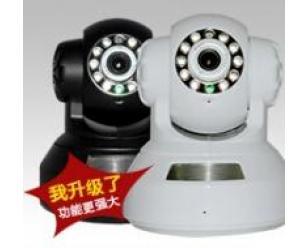 wifi无线百万高清网络摄像机