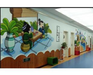 柠檬视频app在线观看安徽幼儿园墙体彩绘