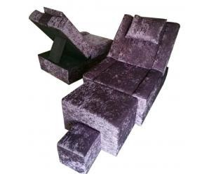 手动足疗沙发
