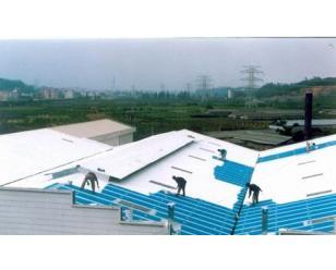 钢结构屋面防水的维修方法?
