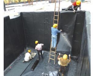 南京防水地下室防水