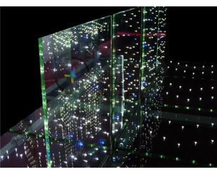?LED玻璃