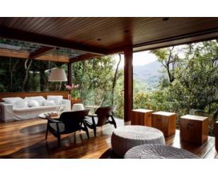 家用阳台玻璃