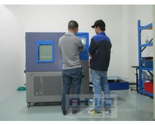 汽车电子高低温实验箱