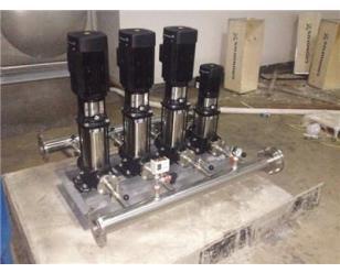 立式多级离心泵维修