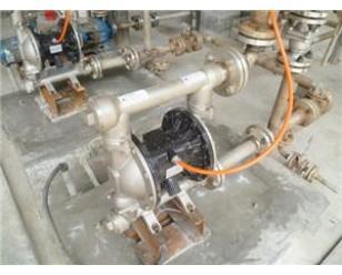 气动隔膜泵维修