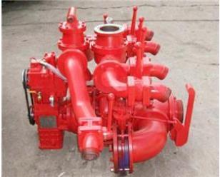 消防车高压泵维修