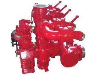 消防车低压泵维修
