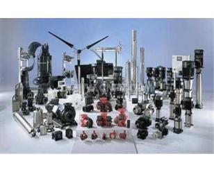 格兰富水泵及配件