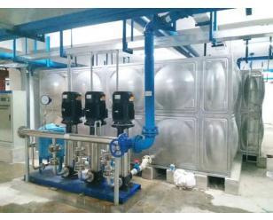 南方泵变频恒压供水机组