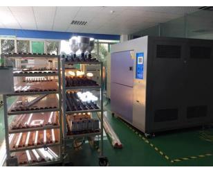 半导体高低温测试实验箱