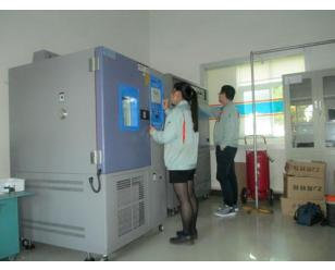 冷热检测环境箱