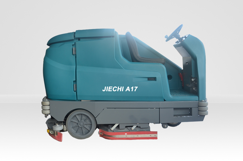 A17 驾驶式全自动洗地机-洗地机系列-驾驶式洗地机