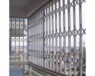 折叠防盗窗