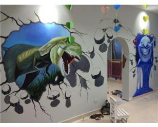 小蝌蚪下载墙绘