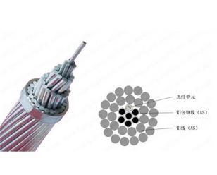 光纤复合相线_24芯OPPC光缆厂家