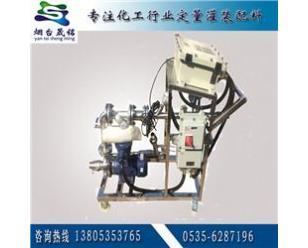 液体肥定量分装 苯酚自动定量灌装 液体添加剂自动定量灌装机