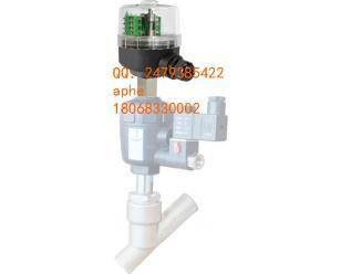 ALS-010M2直行程角座阀调节阀行程开关SPDT无源触点M26X1.5电压DC12V-48V