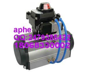 ExdIIBT6隔爆一体式接线盒两位三通2W311-10电磁阀Honeywell阀位开关ALSD-500M2S3C1