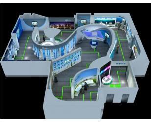 科大智能展厅