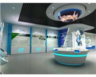 东华科技展厅