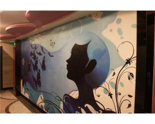 草莓视频色墙绘