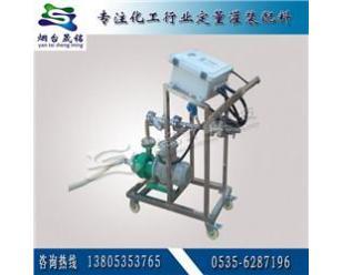 槽车卸车自动分装设备 槽车定量灌装设备