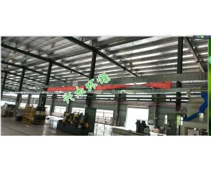 河南隆鑫廢氣排放系統項目