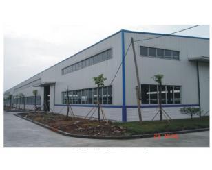 輕鋼結構廠房