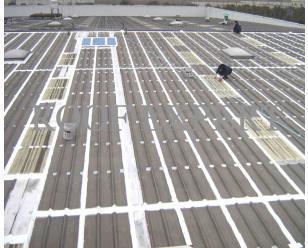 金属屋面/钢结构屋面:防水、翻新、隔热、防腐、维护
