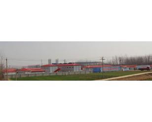 中铁上海工程局集团商合杭站前十一标淮南制梁厂