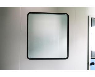 铝合金双层洁净窗