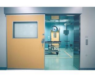 ICU电动气密平移门