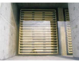 微涡栅条反应器