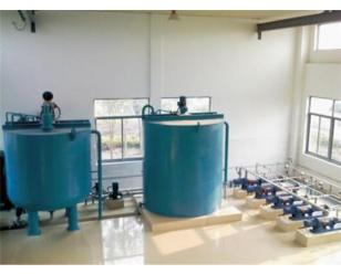 活性炭投加系统